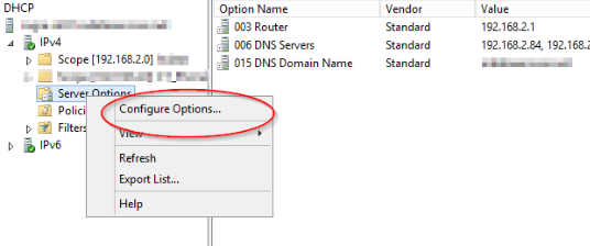 dns-servers-wrong-dhcp