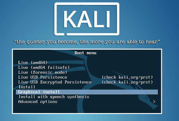 How to Install Kali Linux on VMware Workstation Pro with