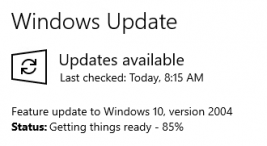 How to enforce Windows 10 to stay on a specific release and not upgrade automatically.
